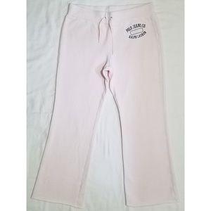 Polo Ralph Lauren Pink Sweat Pants EUC